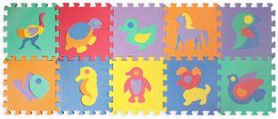Obrázek Pěnové puzzle - zvířátka