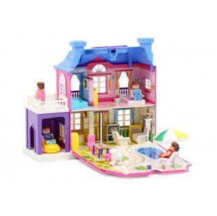 Obrázek Dvoupatrová vila pro panenky