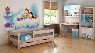 Obrázek Dětská postel - MIX - 180x80cm