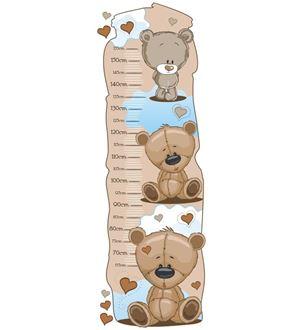 Obrázek z Metr na stěnu - Medvídci