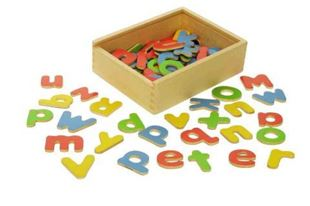 Obrázek Magnetická abeceda