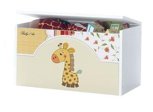 Obrázek Truhla na hračky - Žirafa III.