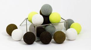 Obrázek Svítící kuličky - Shade Lime