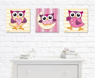 Obrázek Dětský obraz - Hoo Hoo