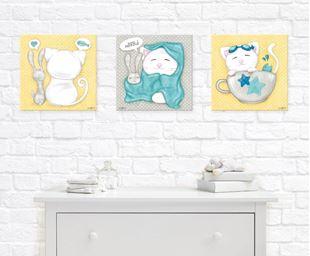 Obrázek Dětský obraz - Miau Miau