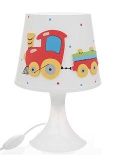 Obrázek Dětská lampička - Různé motivy pro kluky
