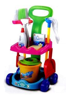 Obrázek Dětský uklízecí vozík