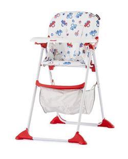 Obrázek CHIPOLINO Dětská jídelní židlička Dolly