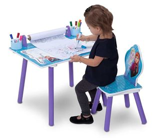 Obrázek Dětský kreslící stůl Frozen