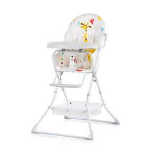 Obrázek CHIPOLINO Dětská jídelní židlička Maggy -  béžová