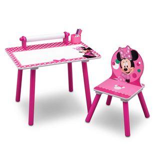 Obrázek Dětský kreslící stůl Minnie Mouse