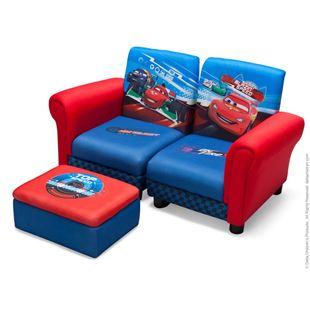 Obrázek Třídílná sedačka Cars