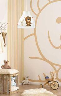 Obrázek Dětský lustr - Různé motivy zvířátek