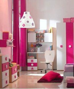 Obrázek Dětský lustr - Různé motivy pro holky