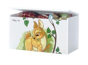 Obrázek Truhla na hračky - Bambi