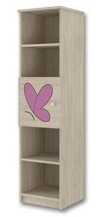 Obrázek Knihovnička Motýlek