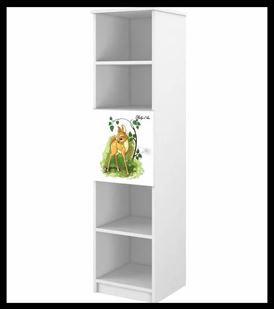 Obrázek Knihovnička Bambi