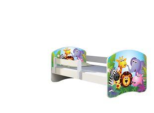 Obrázek Dětská postel - ZOO 2