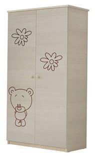 Obrázek Šatní skříň Medvídek
