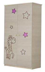 Obrázek Šatní skříň Žirafa