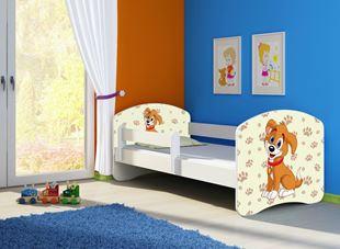 Obrázek Dětská postel - Pejsek 2