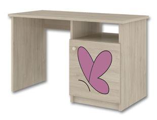 Obrázek Psací stůl Motýlek