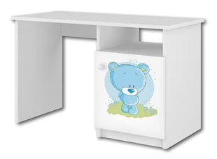 Obrázek Psací stůl Modrý medvídek
