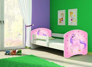 Obrázek Dětská postel - Poník jednorožec 2