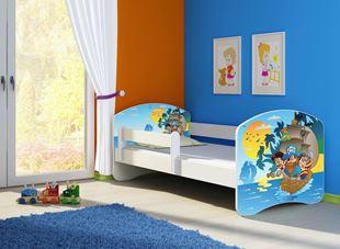 Obrázek Dětská postel - Piráti 2