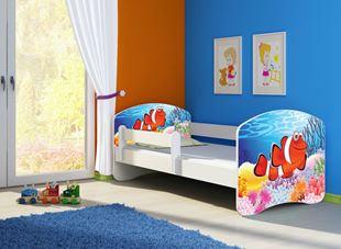 Obrázek Dětská postel - Rybka 2