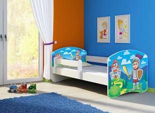 Obrázek Dětská postel - Rytíř 2