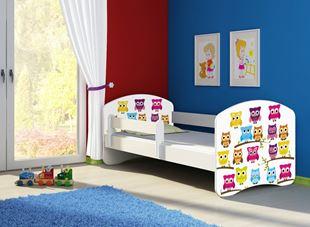 Obrázek Dětská postel - Sovičky 2
