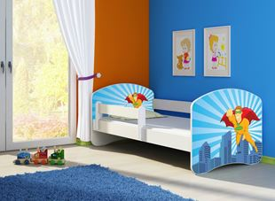 Obrázek Dětská postel - Superhrdina 2