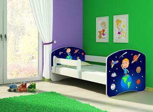 Obrázek Dětská postel - Vesmír 2