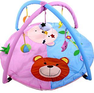 Obrázek Hrací deka - medvídek