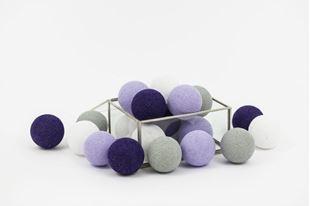 Obrázek Svítící kuličky - Purple Fog