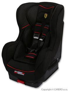 Obrázek Autosedačka Nania Cosmo Sp LX Ferrari Gran Tourismo Black 2016