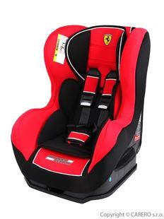 Obrázek Autosedačka Nania Cosmo Sp Corsa Ferrari 2015