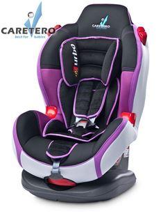 Obrázek Autosedačka CARETERO SPORT TURBO purple 2015