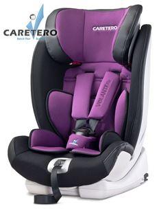 Obrázek Autosedačka CARETERO Volante Fix purple 2016