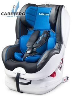 Obrázek Autosedačka CARETERO Defender Plus Isofix blue 2016