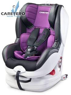 Obrázek Autosedačka CARETERO Defender Plus Isofix purple 2016