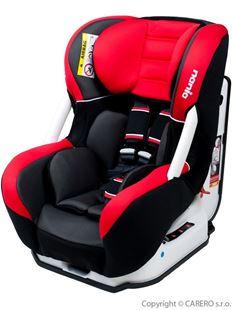 Obrázek Autosedačka Nania Eris Premium 2017 red
