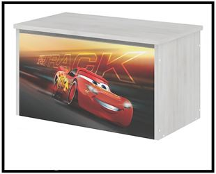 Obrázek Disney Truhla na hračky Cars