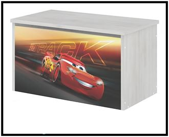 Obrázek z Disney Truhla na hračky Cars