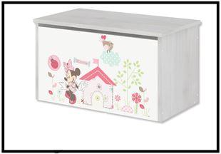 Obrázek Disney Truhla na hračky Minnie