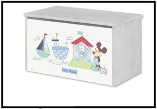 Obrázek Disney Truhla na hračky Mickey Mouse