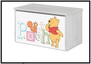 Obrázek Disney Truhla na hračky Medvídek Pú II