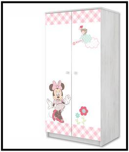 Obrázek Disney Šatní skříň Minnie