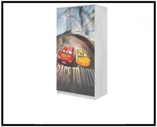 Obrázek Disney Šatní skříň Cars